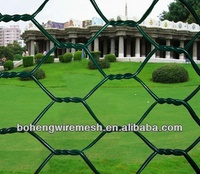 PVC HEXAGONAL WIRE MESH NETTING
