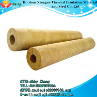 Heat insulation mineral rock wool cutting