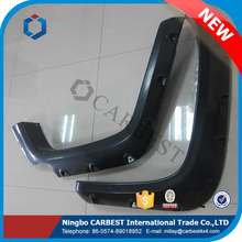 High Quality ABS Fender Flare for GMC Sierra 2014