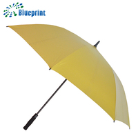 UV Protect Logo Customized Advertising Full Automatic Golf Umbrella