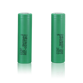 Cheap vaping 25r li-ion cell 3.6V rechargeable INR-25R 2500mah VS HG2 HE2 HE4 lithium ion battery