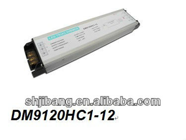 Factory price 0-10v led triac dimmer driver,dimmer controller,led strip dimmer DM9120H-V12/24(100W)