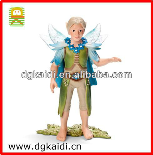 Best selling Collectable OEM anime cartoon model 3d plastic pvc customized action figure