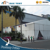 Hot China factory warehouse for rent tent
