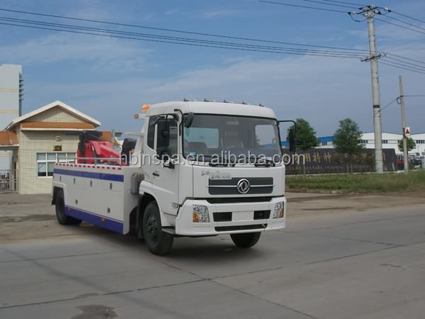 New DONGFENG Wrecker rotator tow truck For Sale