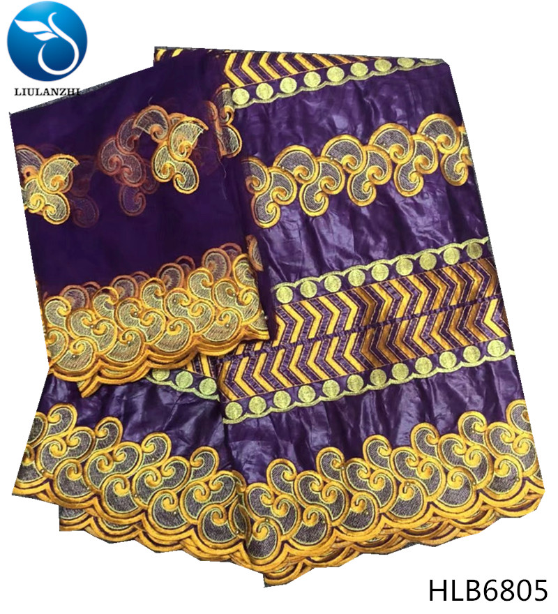 LIULANZHI fashion african bazin fabric embroidered brocade bazin riche bazin fabrics <strong>cotton</strong> HLB68