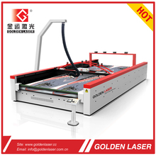 flags laser cutting machine, sublimation fabric prints laser cutter
