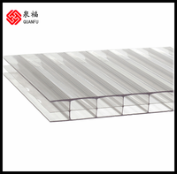 bullet-proof materials new plastic two layer swimming pool roof polycarbonate