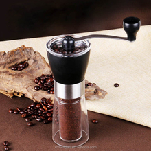Amazon wholesale stainless steel manual coffee roasters and grinder