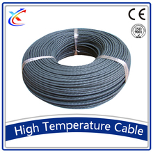 teflon insulated types of electrical underground cables