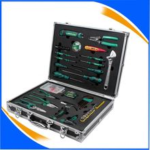 Aluminum Laptop and Test Equipment Silver Hard Case