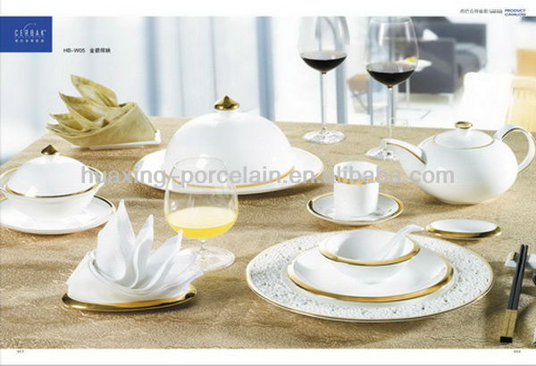 Chaozhou pakistan dinner sets fine bone china ceramic dinnerware made in china for sale
