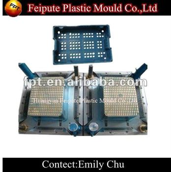 plastic beer crate-turnover box mould
