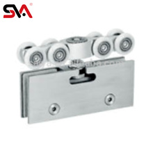 Stainless Steel 8 wheels sliding door roller