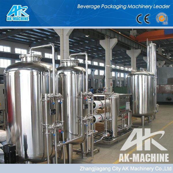 Water Treatment Equipment For Industry Agriculture Of Water Treatment Plant