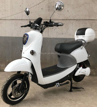 2017 new arrival hot sale electric bike moped with pedals for north america USA canada market