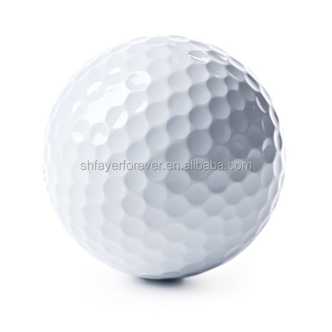 super rotation 3/three pieces golf ball for tournaments
