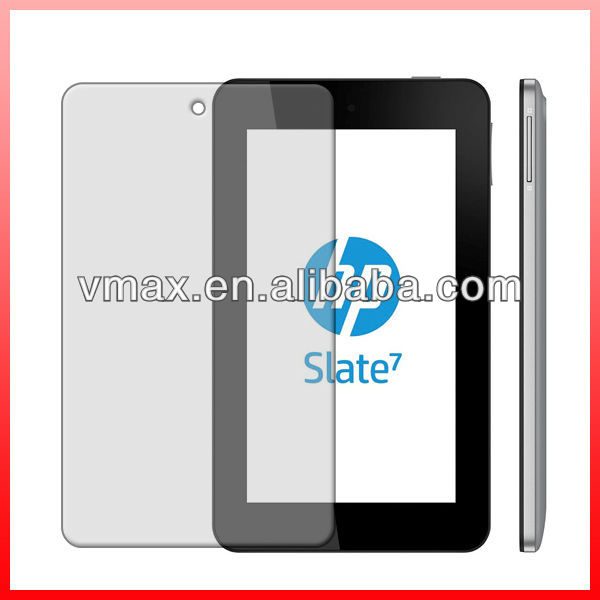 high quality for HP Slate 7 Screen Protector