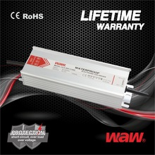 1050mA Hot sell HLG-60H-1050mA Constant Current Waterproof IP67 LED Driver with PFC function