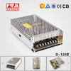 CE Approval Dual voltage switching power supply 5V 24V 120W LED SMPS