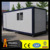 Temporary quik build mobile living house made in china