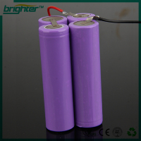 3.7v 18650 8000mah li-ion battery pack made in china