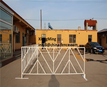 Hot sale Safety fence barriers / Steel Construction Barricades from China factory