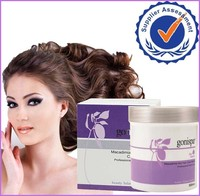 Top selling products in alibaba Macadimia nut hair care product