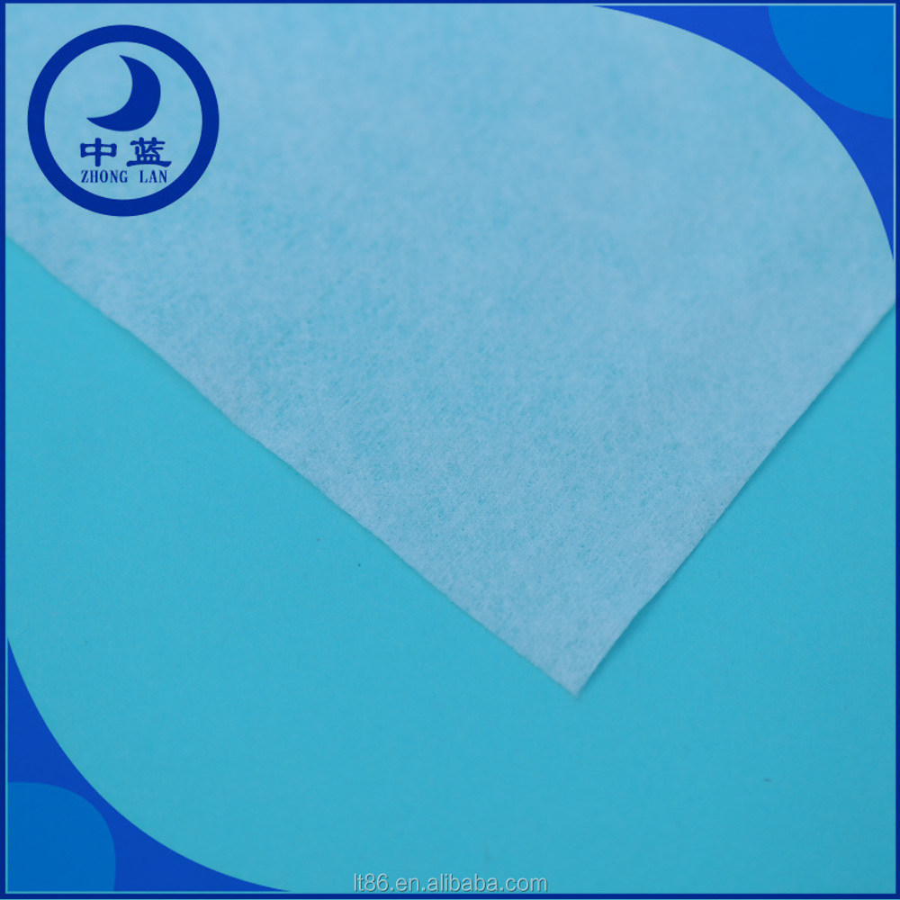 Non-woven disposable medical hand towel for hospital