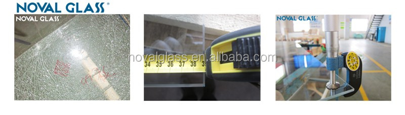 6mm Clear Tempered Plate Glass