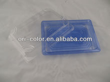 disposable clear plastic sushi container