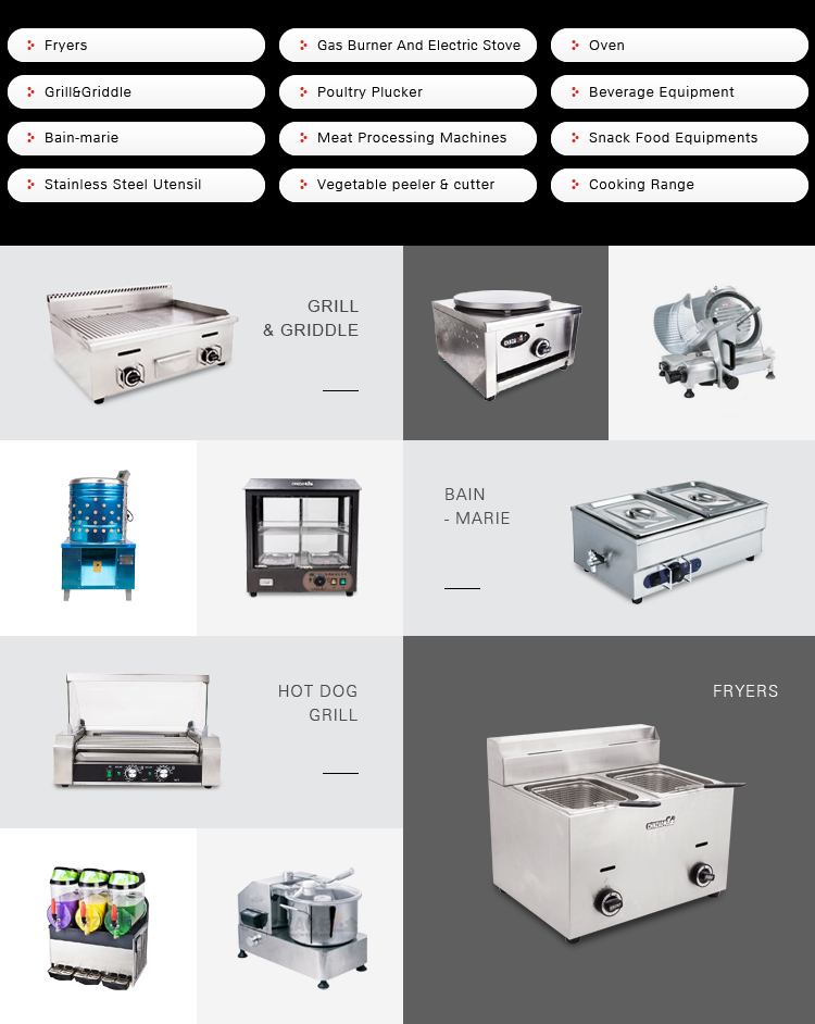 CHIZNAO Brand Commercial Automatic Commercial Potato Chips Fryer