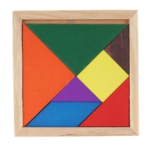 Wholesale Alibaba Wooden Three-Dimensional Puzzle Board DIY Kids Baby Educational Wood Toy