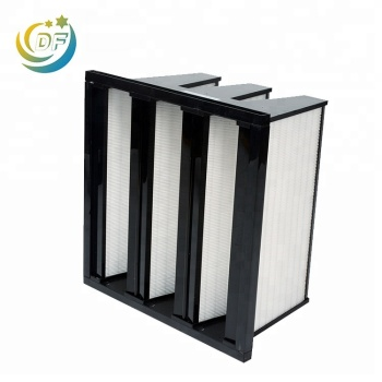 Ulpa filter fiberglass air mini pleat custom clean manufacturer