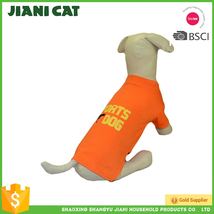 wholesale factory supply cheap price dog clothes for summer