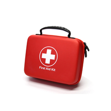 Eva Hard Shell Case First Aid Kit Set for Home Travel Emergencies