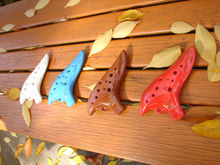 12 Hole Soprano C Ocarina Ceramic Flute,for professional,Classic Masterpiece