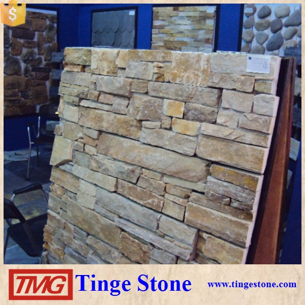Nice Slate Cultured Stone For Wall