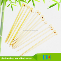 Hot sale Disposable customized Gun Shaped bamboo flag golf teppo sticks
