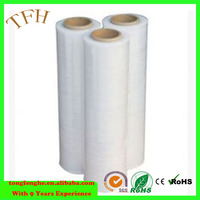 12/15mic LLDPE Stretch Film Hand Rolls For Pallet