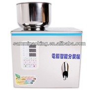 Electric Driven Type tea packing machine/sunflower seed packaging machine/50kg electronic weighing machine