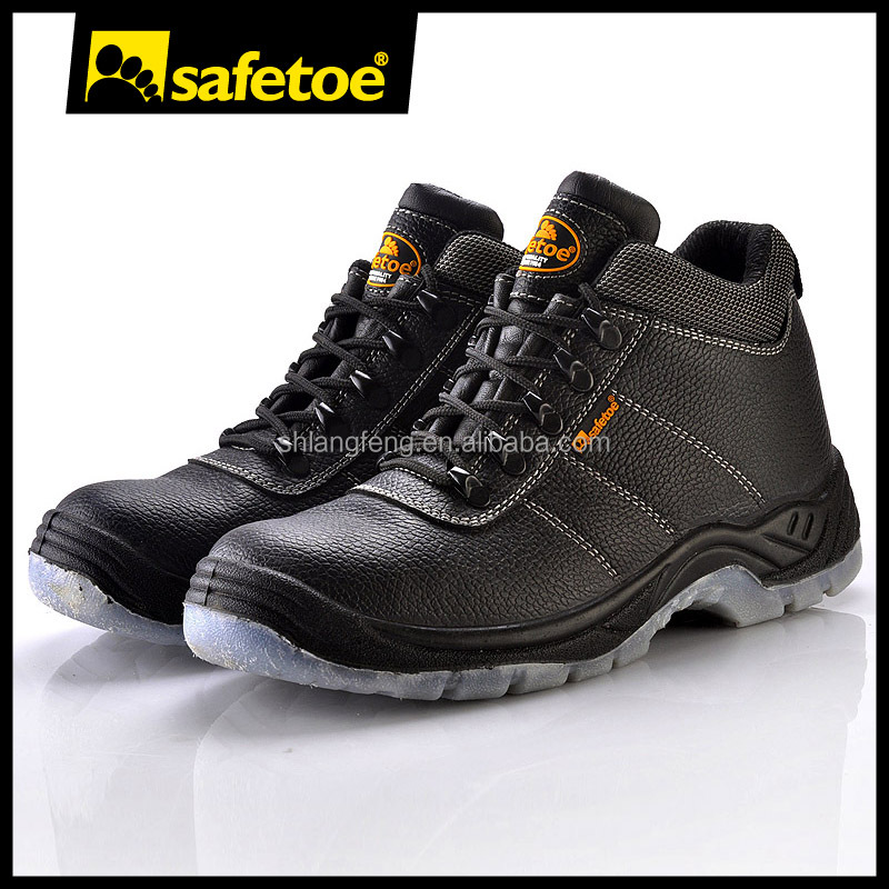 High quality warm boots in russia,sheep wool safety shoes M-8070