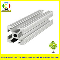 Shenzhen factory price !!!CNC aluminium led profile extrusion aluminium profile for led strips led aluminium profile