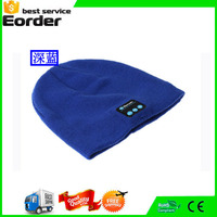 Bluetooth Beanie Knitted Winter Hat headset Hands-free Music Mp3 Speaker Mic Cap Magic Sport Hats for Boy & Girl & Adults