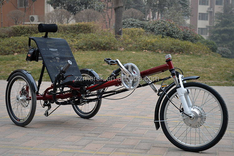 Three wheel bike for small adults