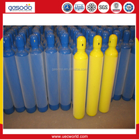 Factory Price High Pressure Seamless Cylinder Oxygen
