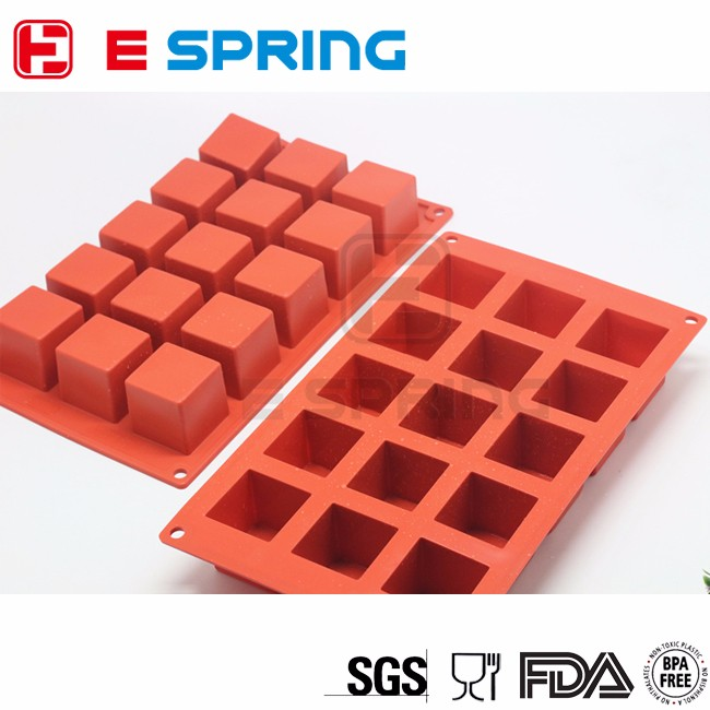 Chinese Manufacturer Handmade Silicone Mould For Soap