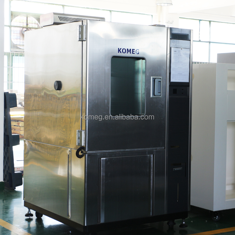 KOMEG IP5X and IP6X sand dust chamber measurement for testing electronic products