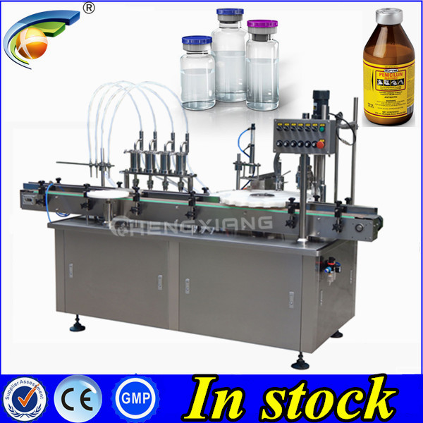 Alibaba Trade Assurance/ Vial Filling Sealing Machine/ Vial Filling Machine for Pharmaceutical Bottle