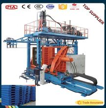 Plastic Nine Foot Tray HDPE Pallet Blow Moulding Machine